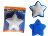 96 Units of Star Push Light - LIGHT BULBS