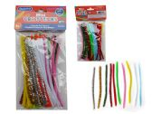 96 Units of 60pc Craft Sticks - CRAFT KITS