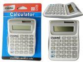 96 Units of Calculator In White / Grey - Calculators