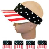 24 Units of USA Cap - Sun Hats