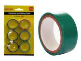 72 Units of 6 Piece Tape Electrical Insulating - Tape