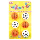 48 Units of Party favor 6 piece football - Party Favors