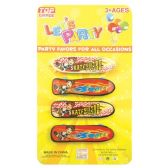 48 Units of Party favor 4 Piece skateboard - Party Favors