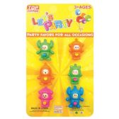 48 Units of Party favor 6 Piece mask changing - Party Favors
