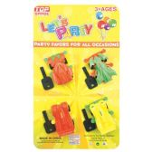 48 Units of Party favor 4 Piece car racing - Party Favors