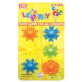 48 Units of Party favor 6 Piece spinning tops - Party Favors