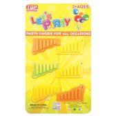 48 Units of Party favor 6 Piece harmonicas - Party Favors