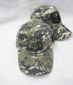 "36 Units of ""Route 66"" Army Logo Cap - Baseball Caps & Snap Backs"