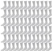 72 Pairs of Mens Sports Crew Socks, Wholesale Bulk Pack Athletic Sock, by SOCKSNBULK (Gray, 10-13) - Mens Crew Socks