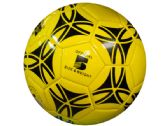 6 Units of Size 5 Glossy Patterned Soccer Ball - Balls