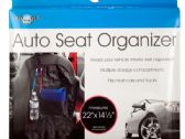 12 Units of Auto Seat Organizer with Multiple Compartments - Auto Accessories