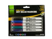 72 Units of Pen Style Dry Erase Markers Set - MARKERS/HIGHLIGHTERS