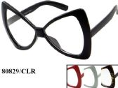 48 Units of Large Trendy Eye Glass Frames Assorted - Reading Glasses