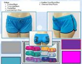 72 Units of Ladies Assorted Print 100%Cotton Shorts - Pants / Capri / Shorts