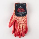 72 Units of Womens Garden Stretch Knit Gloves W/knife Coating