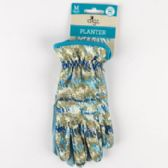 72 Units of Womens Synthetic Leather Palm Planter Gloves