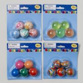 48 Units of 5 Pack Bouncing Ball - Balls