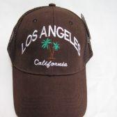"36 Units of ""Los Angeles"" BaseBall Cap - Baseball Caps & Snap Backs"