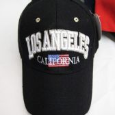 """36 Units of """"Los Angeles"""" Base Ball Cap - Baseball Caps & Snap Backs"""