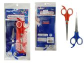 "96 Units of 2 Pc Scissors Size: 6.5"" L - Scissors"
