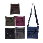 144 Units of Fashion Bag Chest Bag Assorted Colors - Handbags