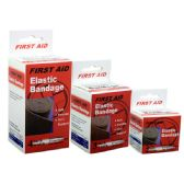 48 Units of Elastic Bandage Assorted Size - First Aid and Bandages
