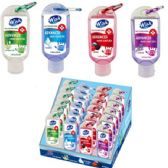 48 Units of 1.8oz Hand Sanitizer with Clip - Hand Sanitizer
