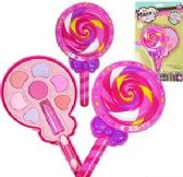 24 Units of Sweet Candy Lollypop Makeup Sets - Cosmetics