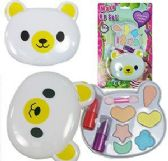 24 Units of Teddy Bear Makeup Sets - Cosmetics