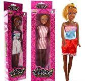24 Units of Ethnic Cliqx Fashion Dolls - Dolls