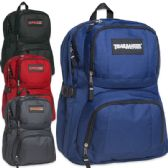 "24 Units of Trailmaker Backpack - Double Compartment with Padding - Backpacks 18"" or Larger"
