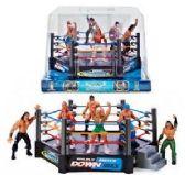 12 Units of 6 Piece Wrestling Arena Sets