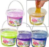 36 Units of Large Magic Clay Slimes w/ Confetti - Clay & Play Dough