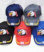 48 Units of USA Eagle BaseBall Cap