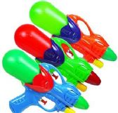 "48 Units of 8"" Martian Water Blasters - Water Guns"