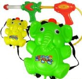 24 Units of Elephant Backpack Water Blasters - Water Guns