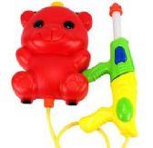 24 Units of Cute Animal Backpack Water Blasters - Water Guns
