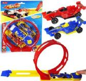 112 Units of Max Speed Race Car Launcher Sets - Cars, Planes, Trains & Bikes