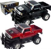 18 Units of Friction Powered Hummer H3T Pickups