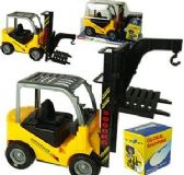 18 Units of Friction Powered Forklifts