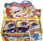 360 Units of Stink Bomb Sachet - Magic & Joke Toys