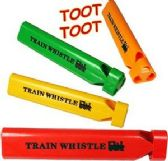 288 Units of Train Whistles - Magic & Joke Toys