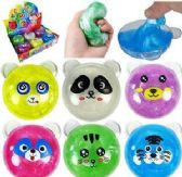 "144 Units of 4"" Animal Crystal Mud Slime - Slime & Squishees"
