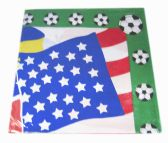 72 Units of Bandana In Sports Flag - Bandanas