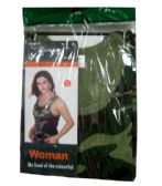 36 Units of 2 Piece Lady Camo Tanks Size Assorted