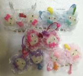 60 Units of Kitty Hair Band - Hair Scrunchies