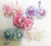 60 Units of Girl Hair Band - Hair Scrunchies