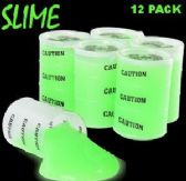 60 Units of Glow in the Dark Slime - Slime & Squishees