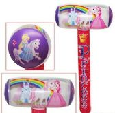 48 Units of Inflatable Princess Hammers - Summer Toys