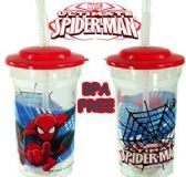 36 Units of Spiderman Travel Cups - Drinkware